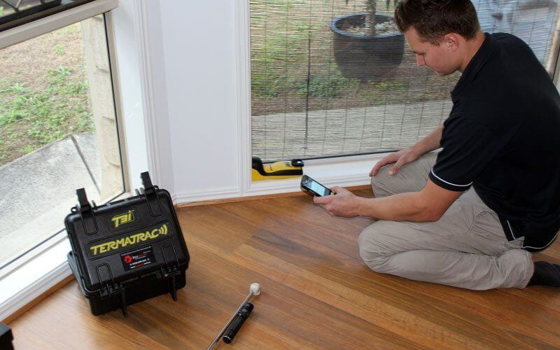 Pest Control Inspection with Bug Squad tools